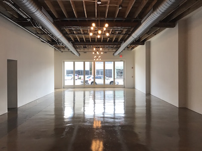 The Highpoint Richmond Event Space